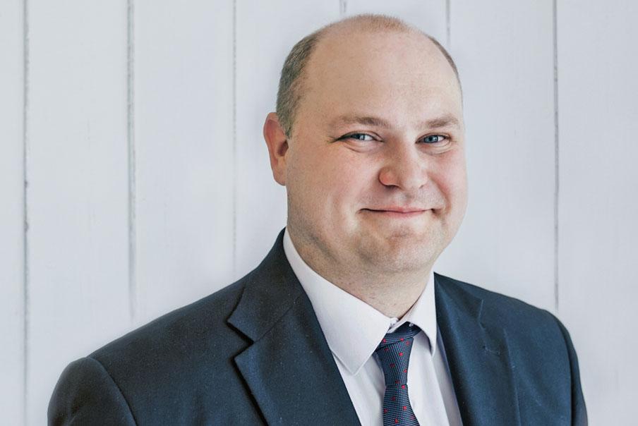 Dr. Mykola Gora