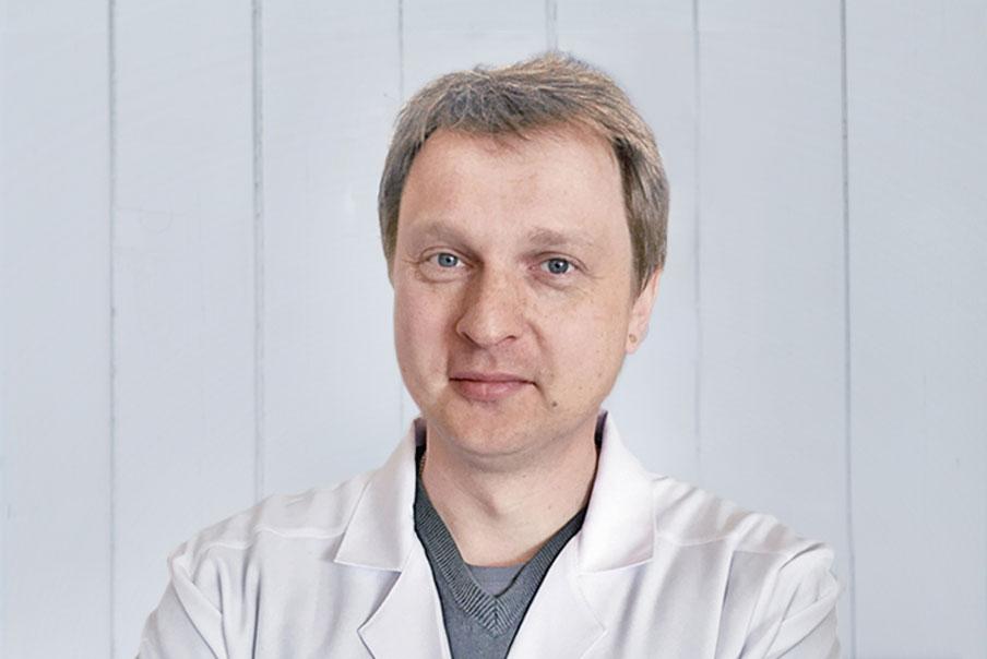 Dr. Sergey Seryy