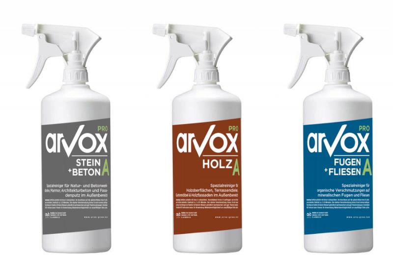 Arvox Pro Spezialreiniger
